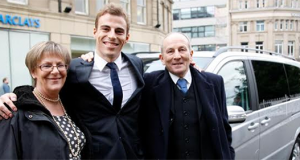 Exclusive: Don't mention the R-word says Nick Matthew's dad