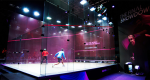 Ramy avoids top two in World Series Finals draw