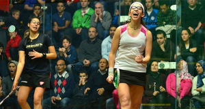 British Junior Open: Yathreb Adel beats top seed Mariam Metwally to win fifth crown