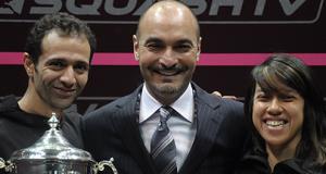 Ziad Al-Turki ready to send World Series to new heights