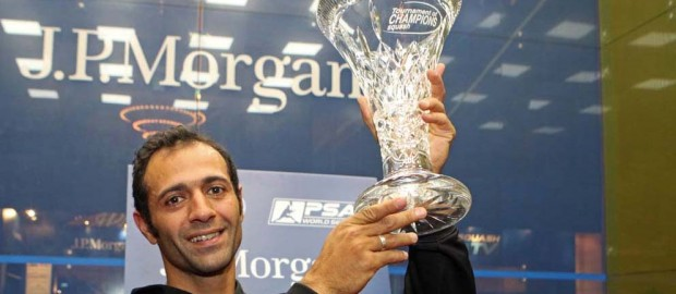 Super Shabana crowned king of New York