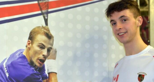 Teenager Lyell nets dream draw with Matthew