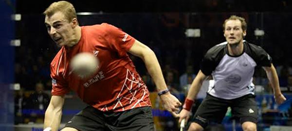 Matthew meets Ashour in Swedish Open final