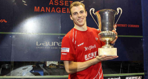 Swede success for Matthew after edging Ramy in final thriller