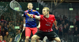Selby fights all the way in feisty semi-final