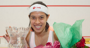 David ends Au's Cleveland run as she bags title 73