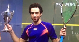 Ramy Ashour shows the power to land World Series crown