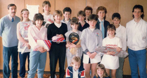 Cassie's Corner: The unsung heroes of junior squash