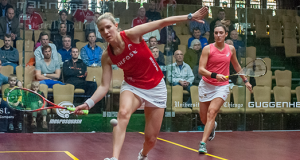 Laura Massaro survives Chicago semi-final scare