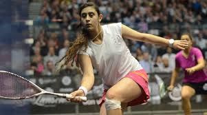 Nour Sherbini shakes the Worlds as she ousts Alison Waters