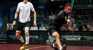 Cam Pilley stunned by Mohamed Abouelghar in Grasshopper Cup