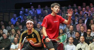 King Karim keen to establish an Egyptian squash dynasty