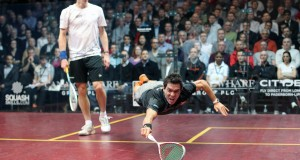 Interview: 11 Points with squash superman Miguel Rodriguez