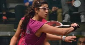 Nour El Sherbini's amazing giant-killing act continues as Low Wee Wern crashes