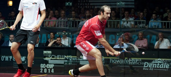 Simon Rosner chops Nic Mueller to reach Zurich quarters