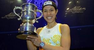 Queen Nicol makes it British Open title number five