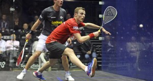 Nick Matthew off to a winning start at British Open