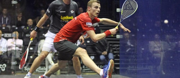 Nick Matthew off to a winning start at British Open