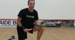 The Aussie squash star who loves the roaring 40s
