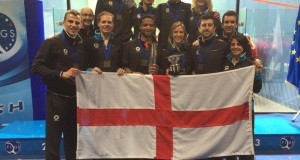 England complete European double over France