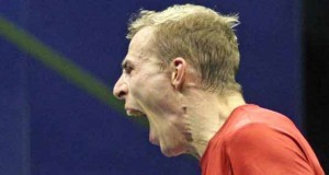 Lion-hearted Nick Matthew roars past Mohamed Elshorbagy in British Open classic