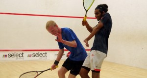 Youssef Abdalla faces top seed Steve Finitsis in Kent Open crunch