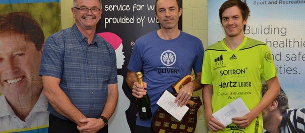 Mike Corren strikes gold as he mines his 50th PSA Tour title