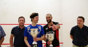 Jonathan Kemp retires on a high with Kent Open win over Steve Finitsis