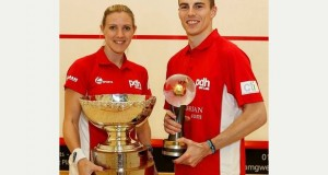 World champions Nick Matthew and Laura Massaro lead Team England in Commonwealth Games