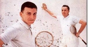Squash Ezine: Tributes pour in for squash legend Henri Salaun