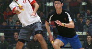 Elias and El Sherbini aim for historic junior successes