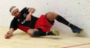 Comment: Arjen Robben's World Cup dive was like a triple bounce in squash