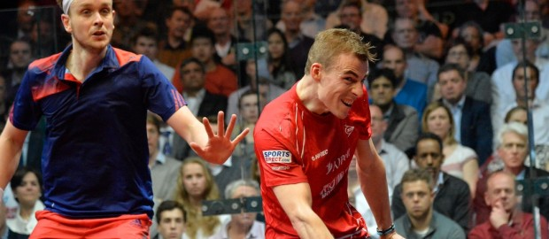 Nick Matthew and James Willstrop tipped for Glasgow shoot-out