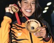 WSA: 100 not out for Nicol David