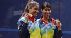 We didn't expect doubles gold says Dipika Pallikal