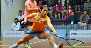 Annie keeps home hopes burning bright in HK