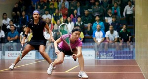 Chan Charges Into Hong Kong Open Quarters