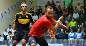 Marche on the march as French ace downs Darwish