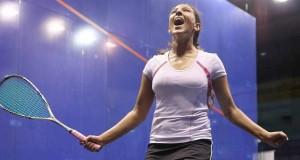 Habiba shocks Sherbini to reach world final