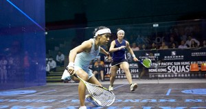 Nicol David aims for 10 out of 10
