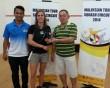 Lotte Eriksen wins Sarawak WSA title