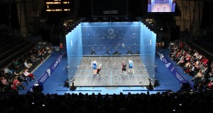 ASB hail success of Commonwealth Games doubles court