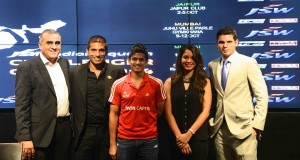 Indian squash circuit launches in October