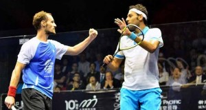 Mohamed Elshorbagy happy to win ugly as he powers to the top