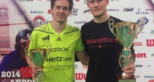 Demont fells Koukal for maiden PSA title win