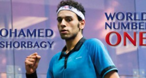 Mohamed Elshorbagy is the new world number one
