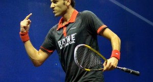 It's official: Mohamed Elshorbagy takes over at the top today