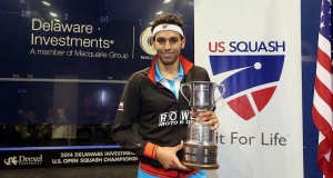 Mohamed Elshorbagy shows why he's the new number one