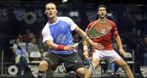 Battle for No.1 as Elshorbagy clashes with Gaultier