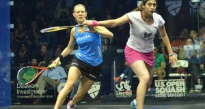 Nour El Sherbini stuns world champion in US Open